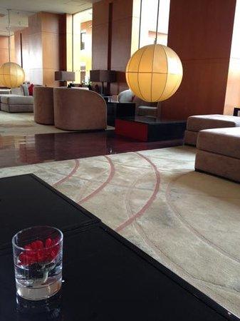 Hotel Jen Upper East Beijing(A Shangri-La Hotel): Traders East Lobby
