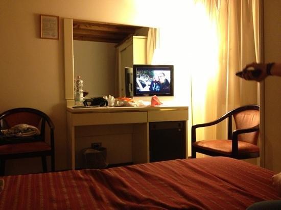 Hotel Orion: La chambre 35