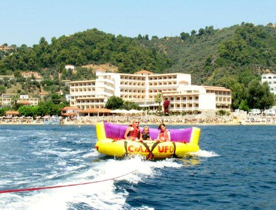 Hotel Esperides: Esperides Hotel water sports