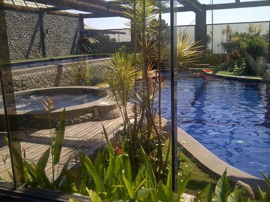Baguio Country Club:                   Heated Pool & Spa