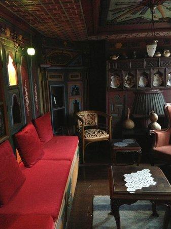ذا كيبيل هوتل - سبيشال كلاس: Комната отодыха/библиотека