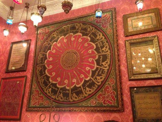 Kybele Hotel: Предметы старины