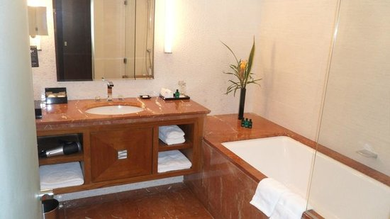 Sofitel Malabo Sipopo Le Golf:                   Bathroom