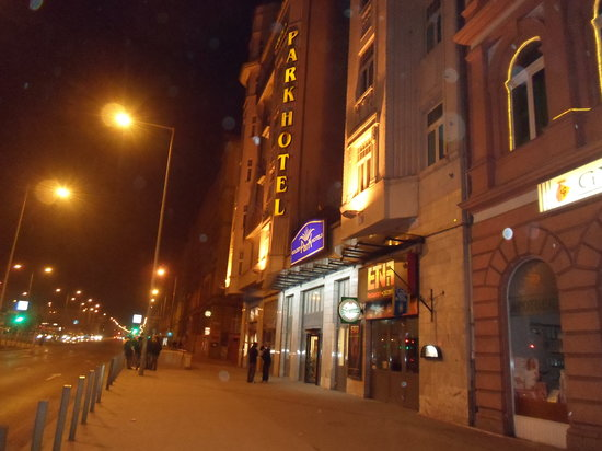 Novum Hotel Golden Park Budapest: Golden Park Hotel