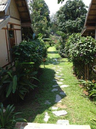 My Dream Boutique Resort: Chemin du Jardin