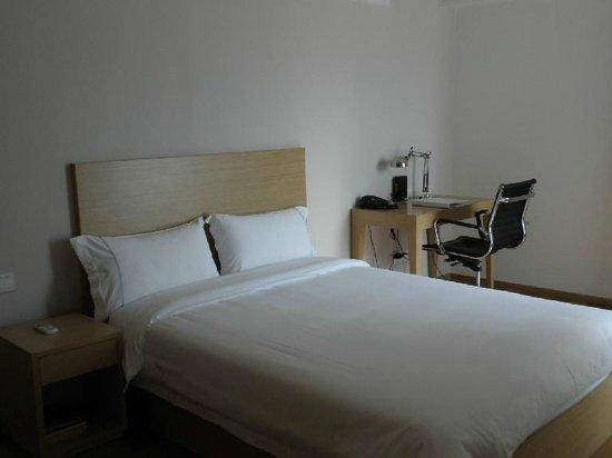 Youhe International Apartment Hotel Guangzhou Yueken Road : study 01