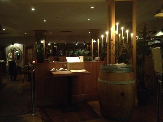 Chatham Brasserie: chatham interior