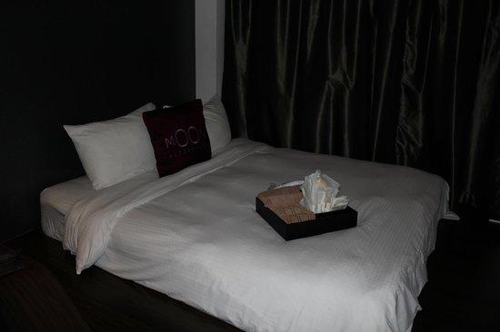 Moon 23 Hotel: Habitación