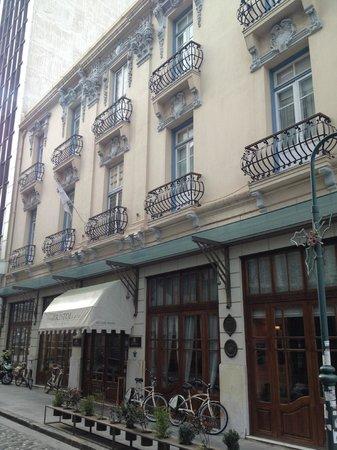 The Bristol Hotel : The Bristol in March 2013