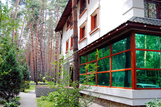 Peoples resort Pirogovo (recreation area): description, photo, reviews