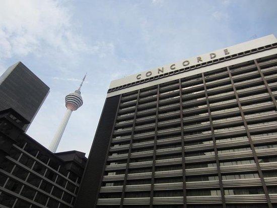 Concorde Hotel Kuala Lumpur :                   Concorde bldg