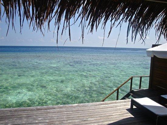 คุรามาธิ ไอแลนด์ รีสอร์ท: panorama dalla camera