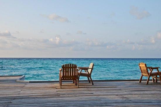 Kuramathi Island Resort: zona svago