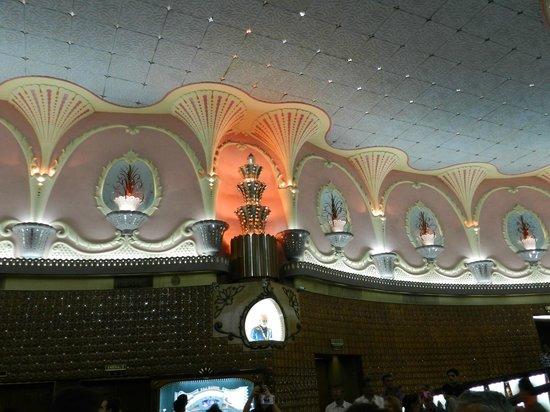 Raj Mandir Cinema: salle intérieure