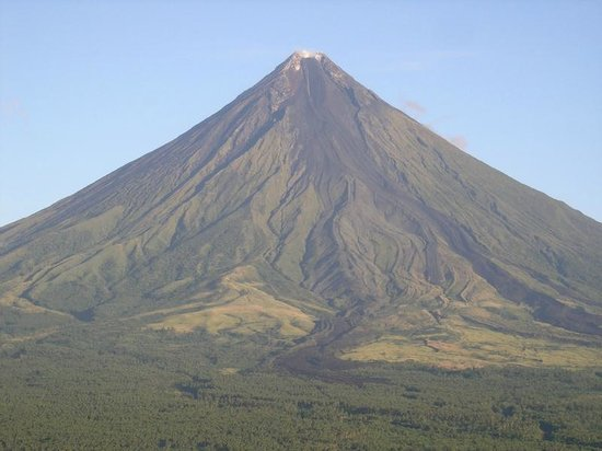 Legazpi, Philippines: mayon volcano view from lignon hill