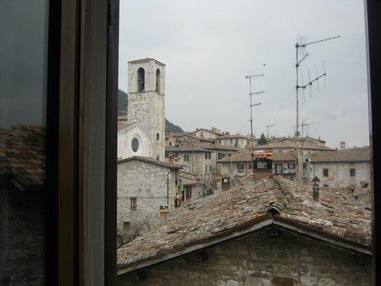 Hotel Ristoranti Locanda del Duca: affaccio dalla camera