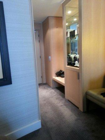 โรงแรมโซฟิเทล ปารีส ลา เดฟองส์:                   Chambre
