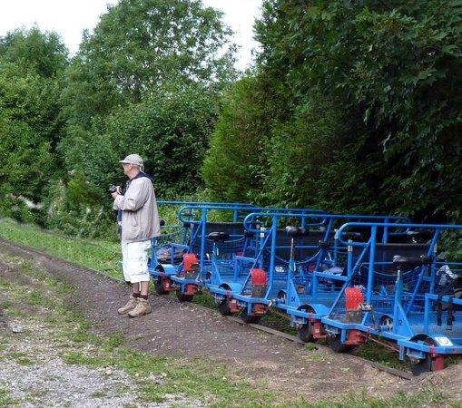 Rando Rail du pays de Lumbres : Nielles-lès-Bléquin,