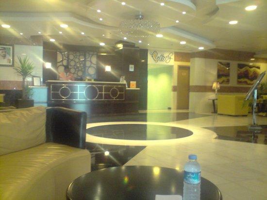 فندق كورال الخوري: Acuueil de l hotel