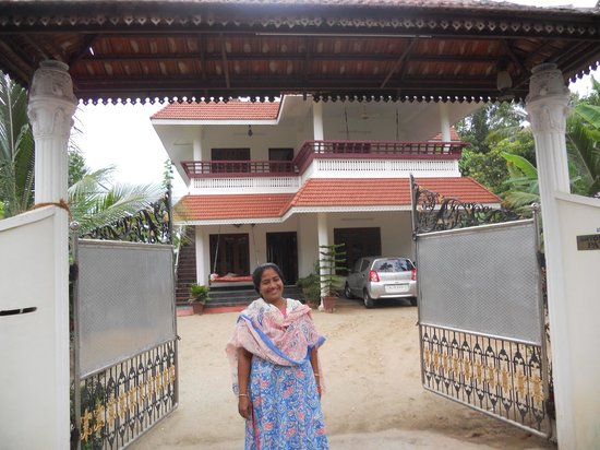 Palakal Residency Home Stay: Exterior view