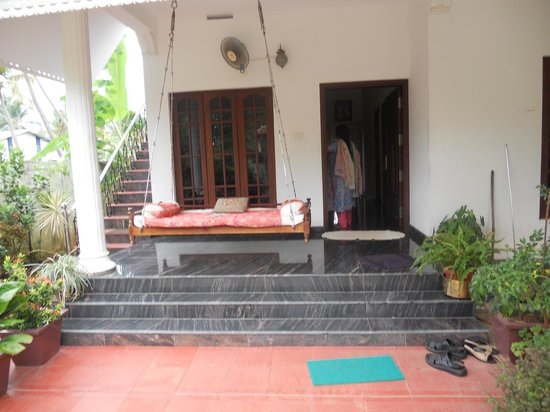 Palakal Residency Home Stay: Front View