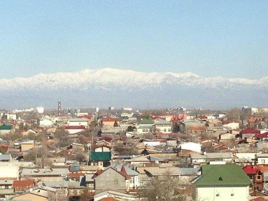 International Hotel Tashkent: View from corridor