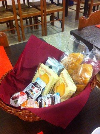Il Romitello: cestino colazione