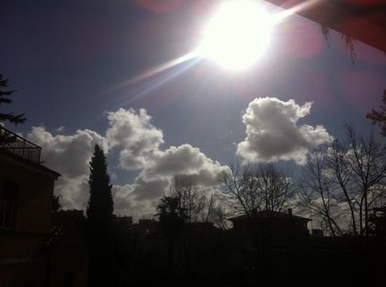 Il Romitello: sole