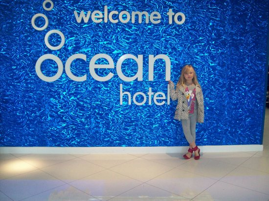 Ocean Hotel at Bognor Regis:                   we will return