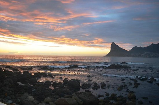 Tintswalo Atlantic: sunset