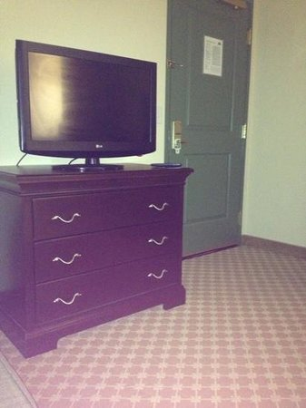 Country Inn & Suites by Radisson, Concord (Kannapolis), NC: love the suite when sharing a room