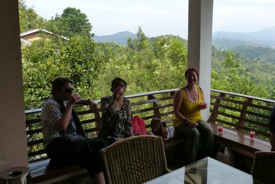 Thekkady Wild Corridor:                   Welcome, sit down relax and take a drink.