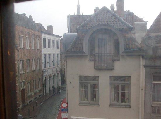 Hotel Bourgoensch Hof:                   This window didn't open either