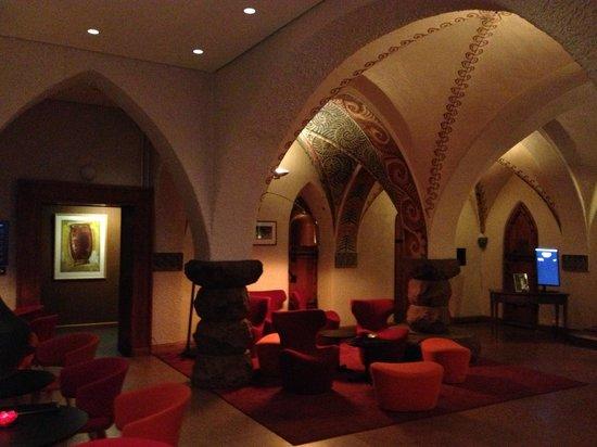 GLO Hotel Art: Lobby dell'hotel