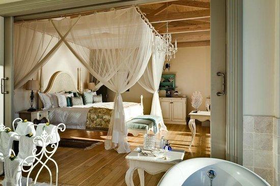 Tintswalo Atlantic: Corsica suite