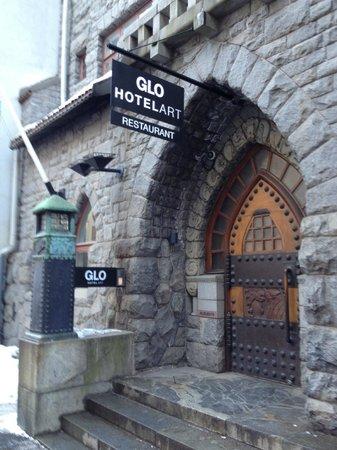 GLO Hotel Art: Porta d'ingresso