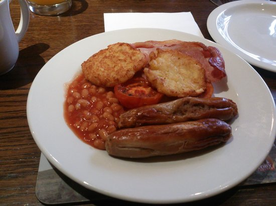 Innkeepers Lodge Edinburgh Corstorphine:                   Breakfast