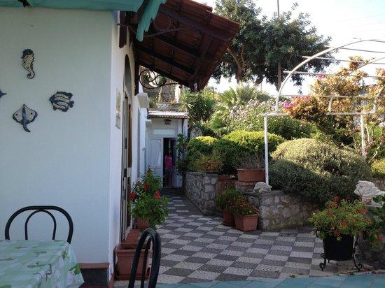 Da Carlo a Veterino:                   La casa