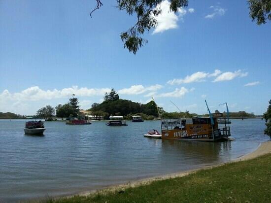 Sunshine Coast Flyboard X-perience:                   Reception