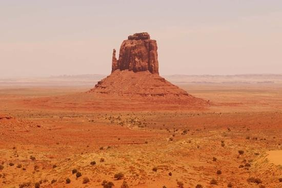 Monument Valley Navajo Tribal Park: East Mitten Butte