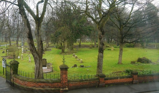 Linthorpe Guest House/Apartments:                   Historic Linthorpe cemetery is a haven for wildlife
