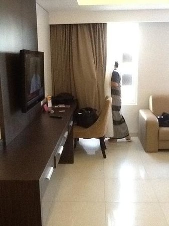 favehotel Bypass Kuta: suite room