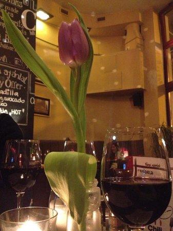 Chili Bar : atmosfera