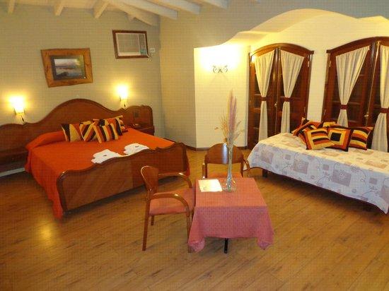 Hotel Santa Catalina: suite