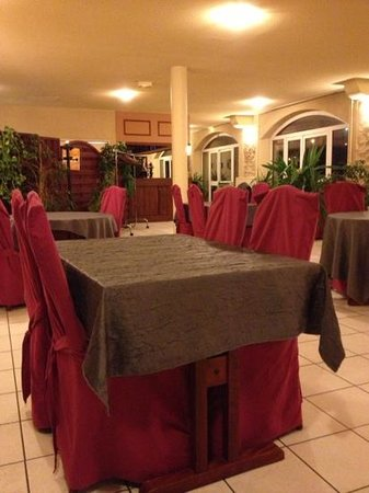 Hotel Restaurant du Mee : salle restaurant