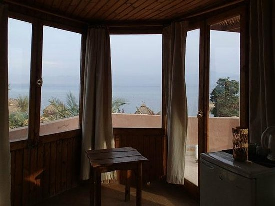 Nakhil Inn & Dream - Nuweiba:                   View from the room was really nice !