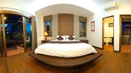 Mangrove Villa: Spacious bright rooms