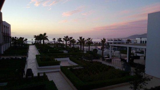Sofitel Agadir Thalassa Sea & Spa: Balcony