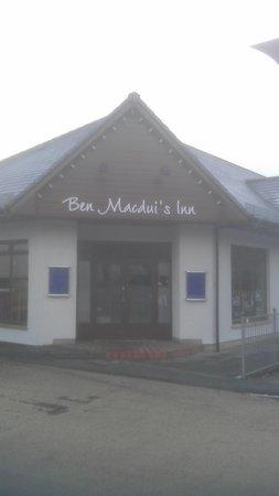 Ben Macduis Inn :                   ben macdui's inn