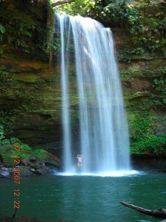 Evilson Waterfall: Linda cachoeira